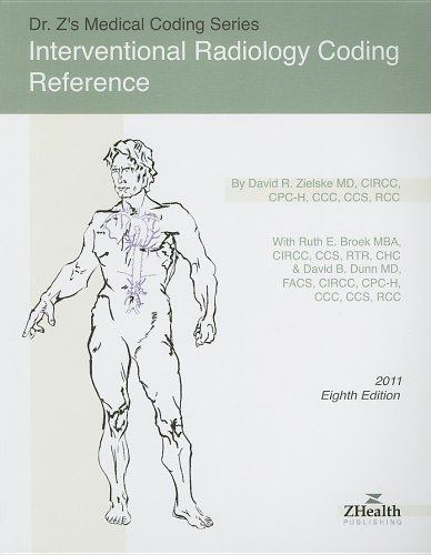 9780000336088: Interventional Radiology Coding Reference (Dr. Z's Medical Coding)