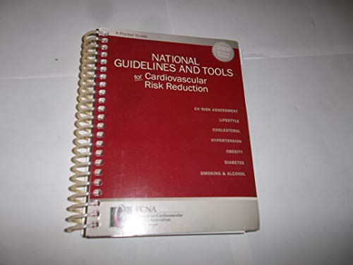 9780000341037: National Guidelines and Tools for Cardiovascular Risk Reduction