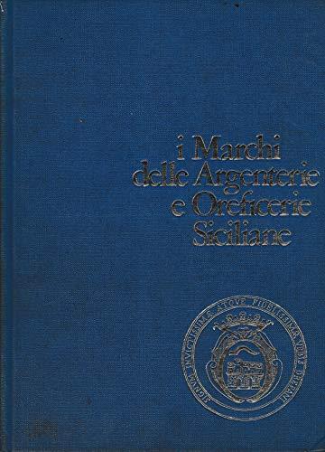 9780000361332: Marchi Delle Argenterie E Oreficerie Siciliane