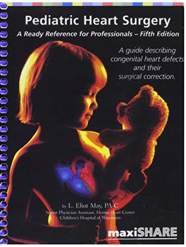 9780000436023: Pediatric Heart Surgery (Pocket Guide): A Ready Reference for Professionals