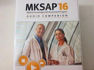 9780000477156: Mksap 16 Audio Companion: Medical Knowledge Self-Assessment Program
