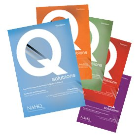 9780000512000: Q Solutions: Essential Resources for the Healthcare Quality Professional - Set of 5 Books