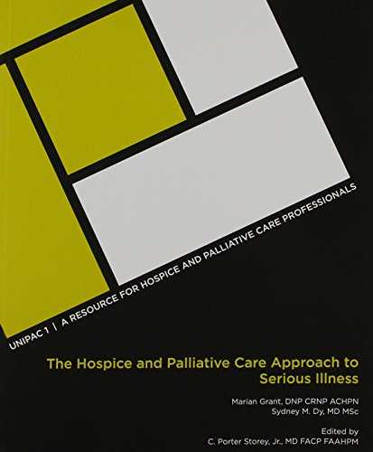 9780000513137: Hospice and Palliative Care for Physicians: Unipac, 9 Vols