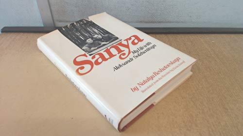 9780000520883: Sanya: My Life With Aleksandr Solzhenitsyn