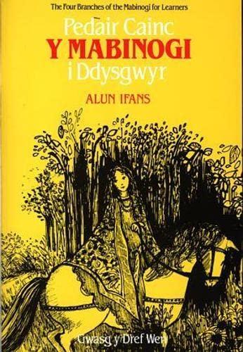 9780000672933: Pedair Cainc y Mabinogi i Ddysgwyr (Welsh Edition)