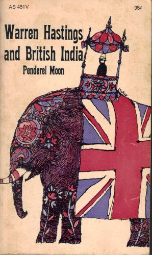 9780000772329: Warren Hastings and British India