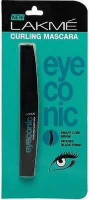 9780000884787: Lakme Curling Mascara 9 Ml(black) - Pack of 2