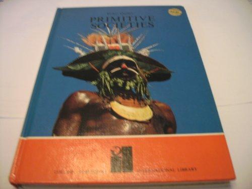 9780001001695: Primitive Societies (International Library)