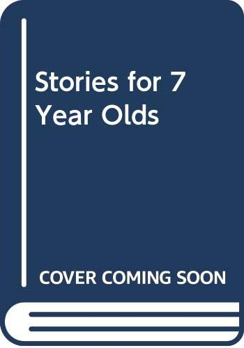 9780001004184: Stories for 7 Year Olds