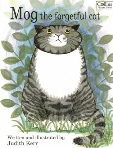 9780001004344: Mog the Forgetful Cat (Book & Cassette)