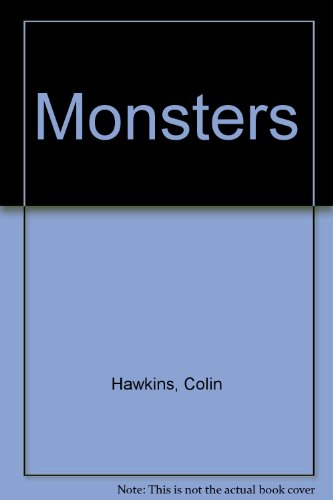 9780001004450: Monsters