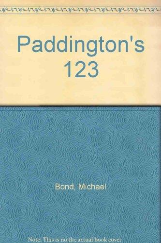 9780001005181: Paddington's 123