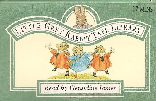 9780001005358: Fuzzypeg Goes to School (Little Grey Rabbit tape library)