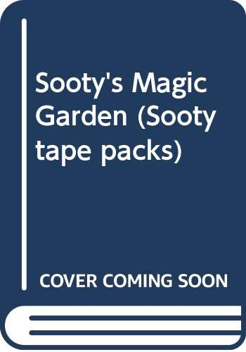 9780001005440: Sooty's Magic Garden (Sooty tape packs)