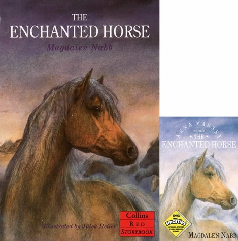 9780001005495: The Enchanted Horse (Book & Tape)
