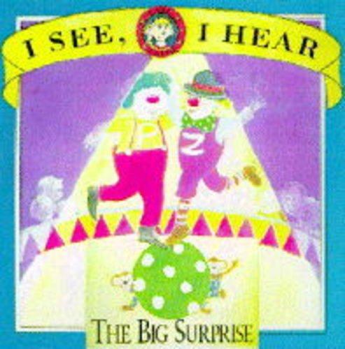 9780001005501: I See, I Hear: Big Surprise (Listen, Look & Find)
