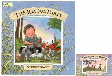 9780001006003: The Rescue Party (Book & Tape)
