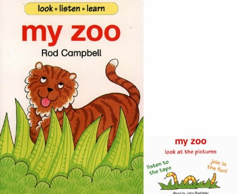 9780001006478: My Zoo (Look, listen, learn)