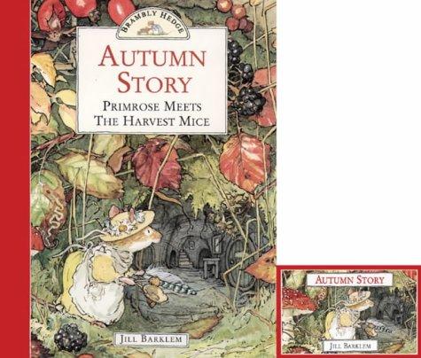 9780001006485: Autumn Story (Brambly Hedge)