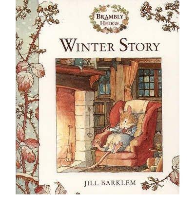 9780001006515: Winter Story (Brambly Hedge)