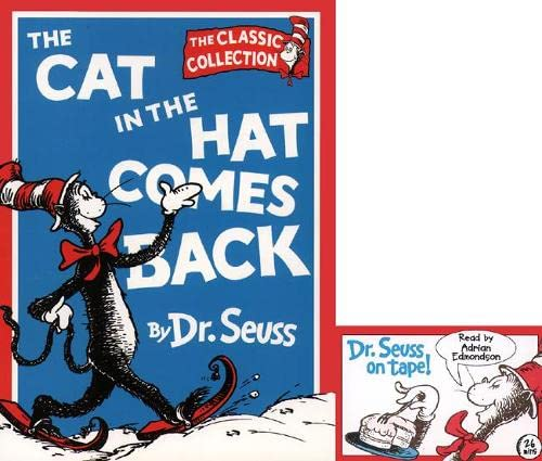 9780001006539: The Cat in the Hat Comes Back (The Classic Collection)