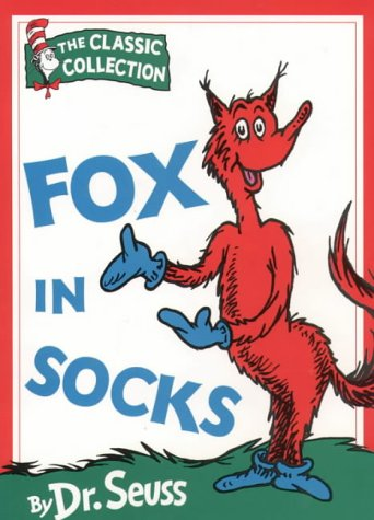 9780001006553: Fox in Socks
