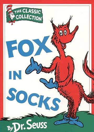 9780001006553: Fox in Socks (Book & Tape)