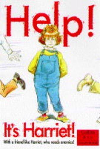 9780001006706: Help! It's Harriet (Red Storybook)