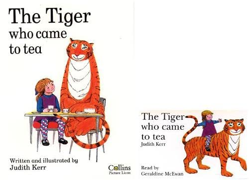 The Tiger Who Came to Tea (Collins Picture Lions) (9780001006782) by Kerr, Judith