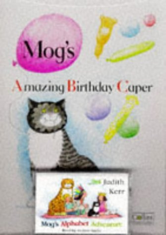 9780001006799: Mog's Amazing Birthday Caper [Book and Cassette]
