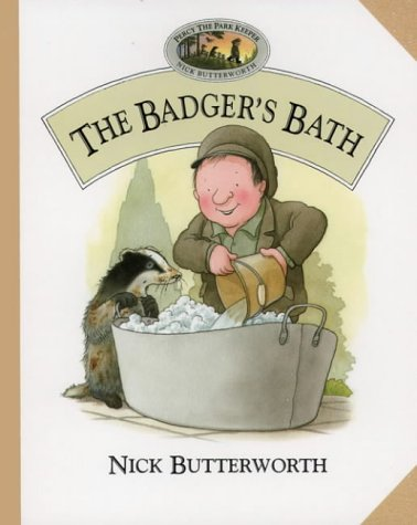 9780001006805: The Badger's Bath