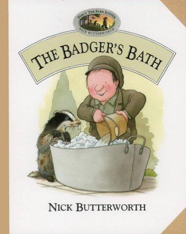 9780001006805: The Badger's Bath