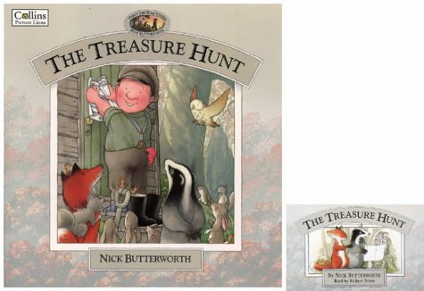 9780001007055: The Treasure Hunt (Percy the Park Keeper)