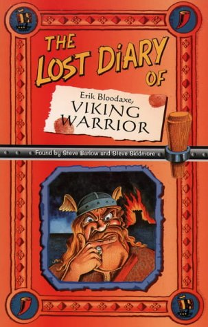 9780001007109: The Lost Diary of Eric Bloodaxe, Viking Warrior (Lost Diaries)