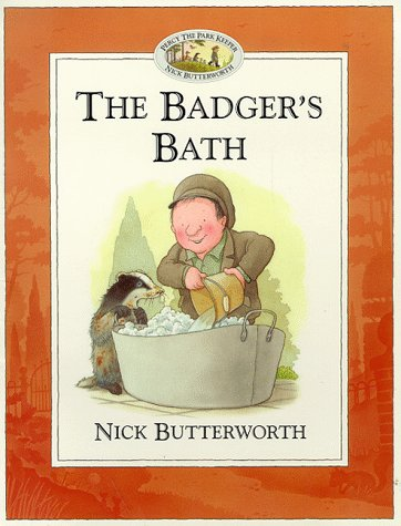 9780001007406: The Badger's Bath (Percy's Park)