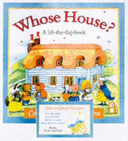 9780001007413: Whose House? (Book & Tape)
