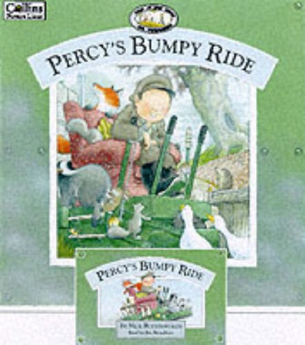 9780001007437: Percy's Bumpy Ride (Percy the Park Keeper)