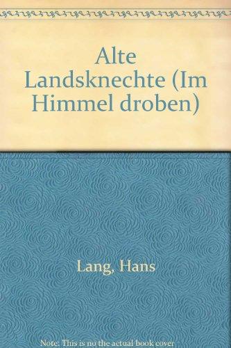 9780001007550: Alte Landsknechte - Conducteur