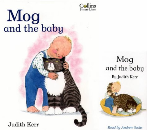 9780001010710: Mog and the Baby [Book and Cassette]