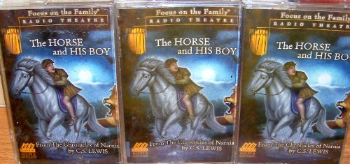 9780001016170: Horse and His Boy Cassette NH