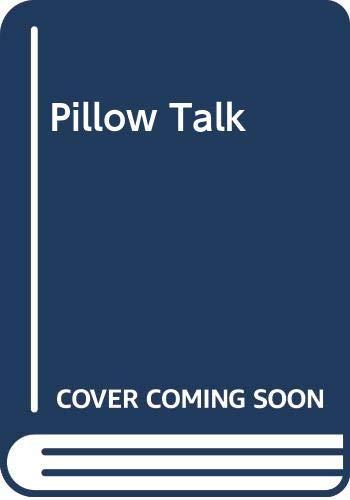 9780001017337: Pillow Talk