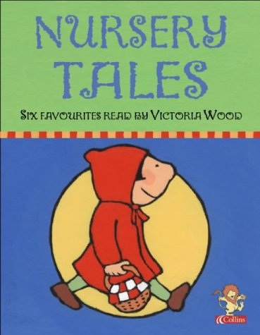 9780001017672: Nursery Tales: Six favourites read by Victoria Wood