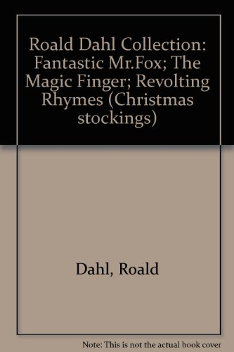 9780001017832: Roald Dahl :  Revolting Rhymes - Audio Book