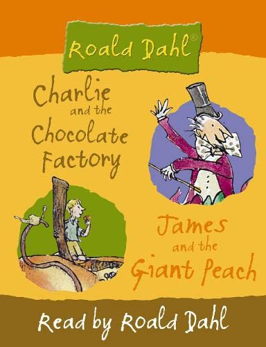 9780001018082: Two Favourite Stories (Charlie and the Chocolate Factory / James and the Giant Peach)