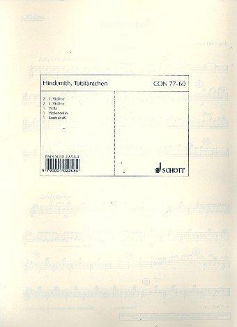 9780001022485: Tuttif�ntchen (Suite)