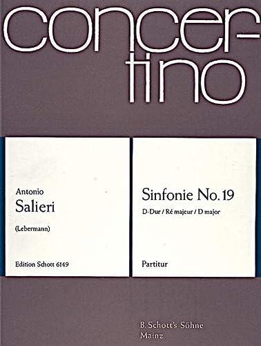9780001023543: Symphony No. 19 D Major