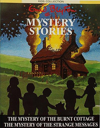 9780001024052: Enid Blyton on Tape: Mystery Stories : Burnt Cottage / Strange Messages