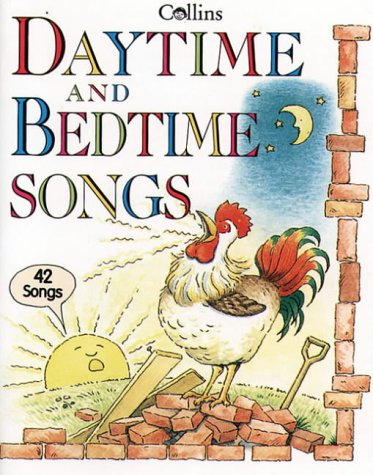 9780001024298: Daytime and Bedtime Songs: Double Tape (Collins Audio)