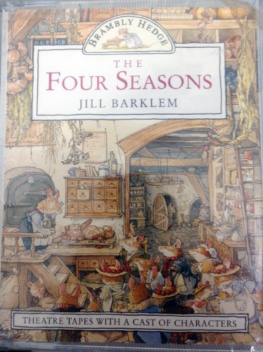 9780001024359: Four Seasons (Brambly Hedge)