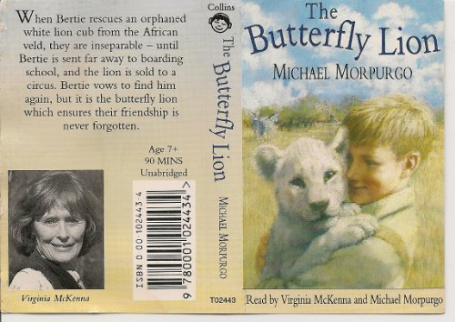 9780001024434: The Butterfly Lion: Unabridged